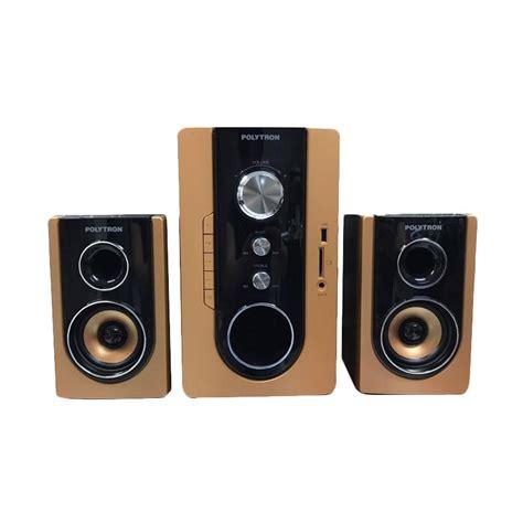 Jual Speaker Aktif Polytron Murah jual polytron pma9300 speaker aktif harga