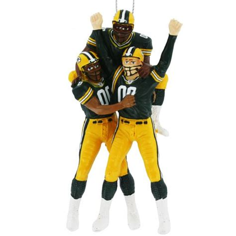 Ta Bay Buccaneers Ornaments - green bay packers ornament packers