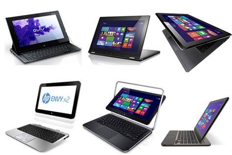 2 in 1 laptop tablet hybrid best buy etude les tablettes reculent face au hybride au t1 2016
