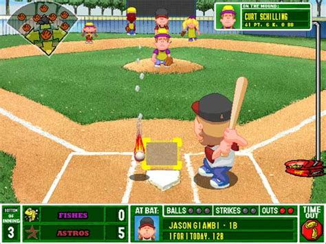 New Backyard Baseball by Backyard Baseball 2001