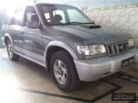 Kia Sportage 4x4 For Sale Used Kia Sportage 2 0 Lx 4x4 2005 Car For Sale In Lahore