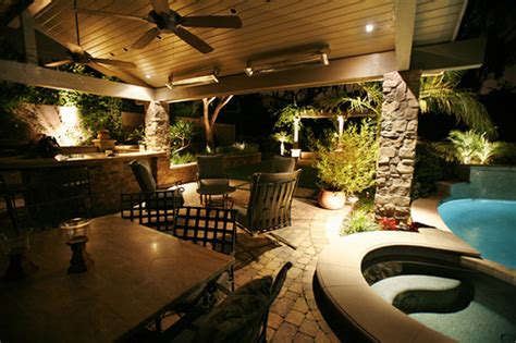 enchanting outdoor lighting by land mechanics inc flickr