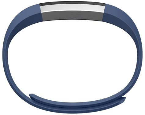 Fitbit Alta Size L Blue by Fitbit Alta Large Blue Fitness Tracker Alzashop