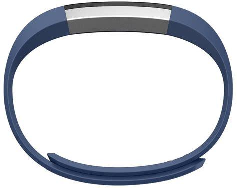 Fitbit Alta Blue fitbit alta large blue fitness tracker alzashop