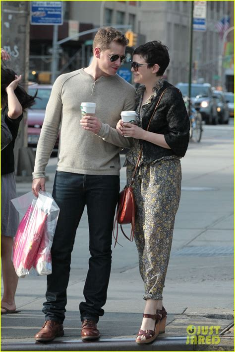 The New Cool Couples Chris Ginnifer And Maggie by Ginnifer Goodwin Josh Dallas Once Upon A Time Finale