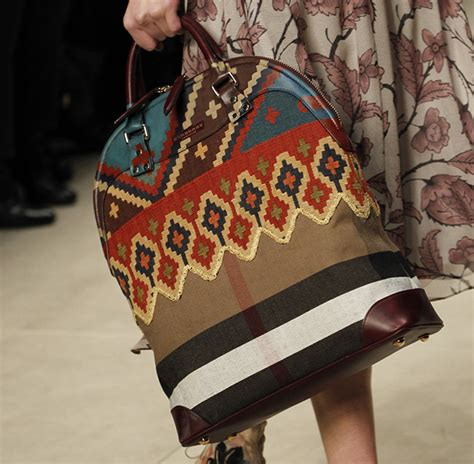 Burberry 2008 Handbags Runway Review by Burberry Fall 2014 Runway Bags 5 For Best Designer