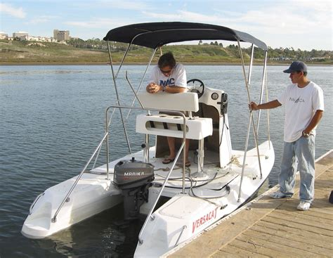stern outboard boat stern view with mariner 15hp outboard want pinterest