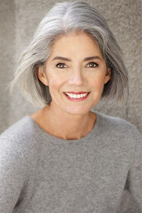 gray hair models 199 best susan mcgraw model images on pinterest going
