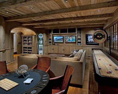 home basement design ideas  men masculine retreats