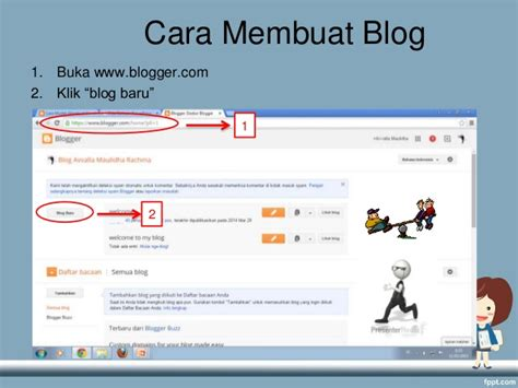 cara membuat blog offline gratis power point cara membuat blog