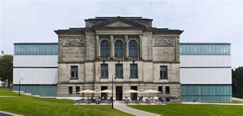 architektur bremen erweiterung der kunsthalle bremen fertig symmetrisch