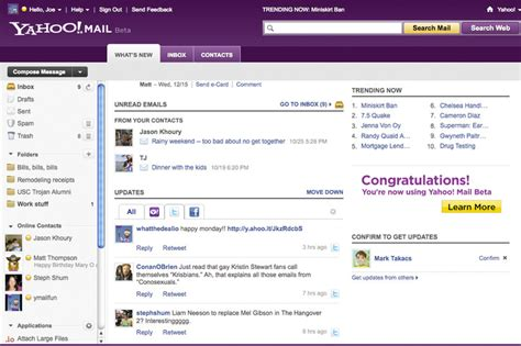 yahoo email join yahoo google envision spy free emails wsj