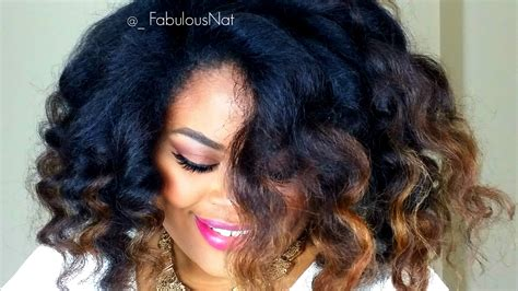 nice hairstyles with the wand beautiful curl wand curls on natural hair shared by
