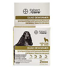 puppy dewormer petsmart bayer expert care 2 25 lb dewormer vitamins supplements petsmart