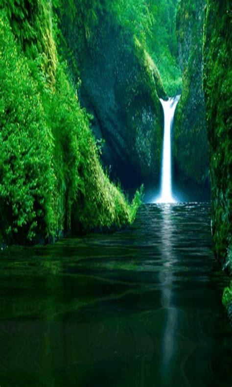 amazoncom amazing waterfall  wallpaper appstore
