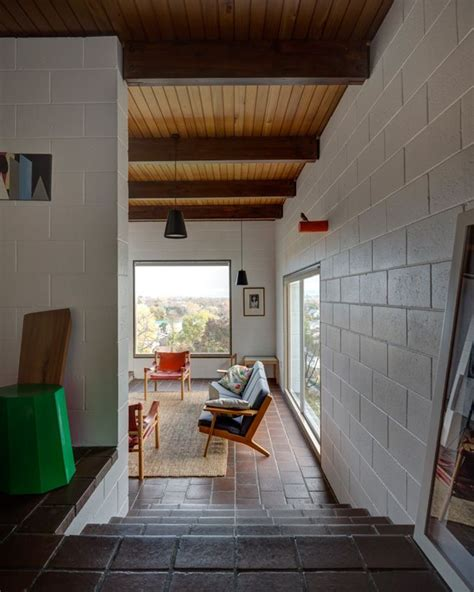 Painting Block Walls Interior by Sam Hartnett Desire To Inspire Desiretoinspire Net Pinteres