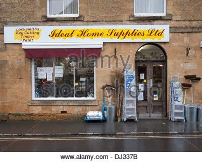 home hardware design centre sussex exterior of traditional ironmonger s shop in city centre of hereford stock photo royalty free