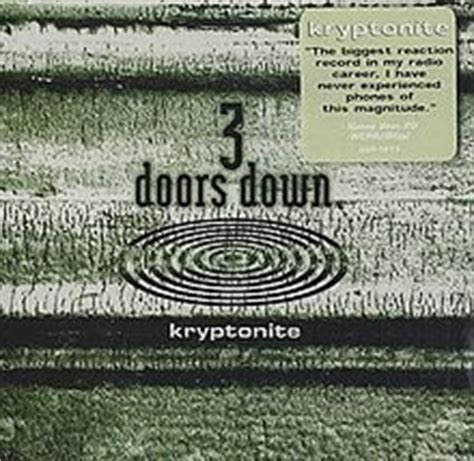 Three Doors by Kryptonite 3 Doors Song