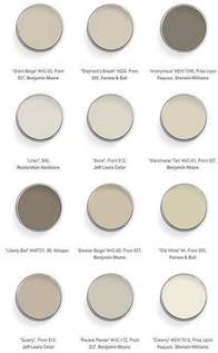 neutral paint colors 2017 best neutral paint colors bm grant beige f b elephant s breath sw anonymous rh linen jlc