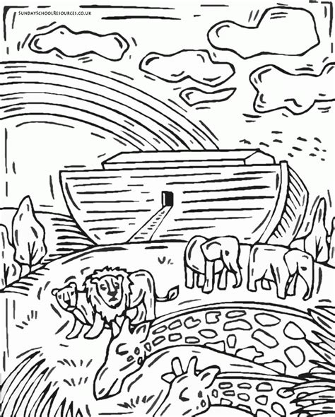 noah s ark coloring page noah and the ark coloring page cpaaffiliate info