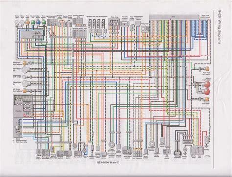 suzuki gsxr 600 srad wiring diagram 35 wiring diagram