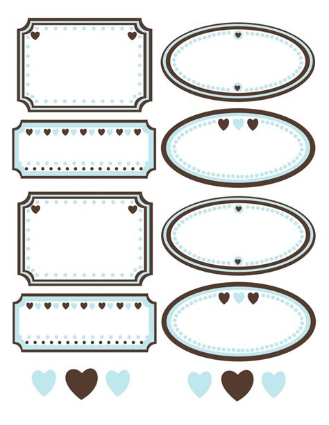 printable jar labels template 25 best ideas about printable labels on pinterest free