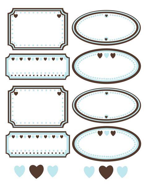 printable jar labels 25 best ideas about printable labels on pinterest free