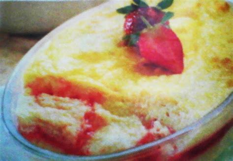 membuat puding kue resep cara membuat kue puding roti stroberi