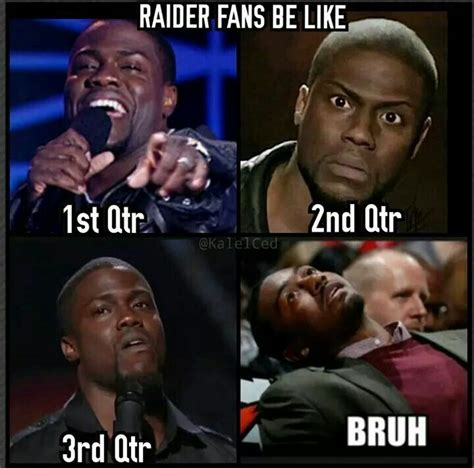 Broncos Vs Raiders Meme - best 34 afc west football memes images on pinterest sports