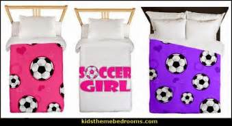 girls soccer bedding decorating theme bedrooms maries manor girls sports