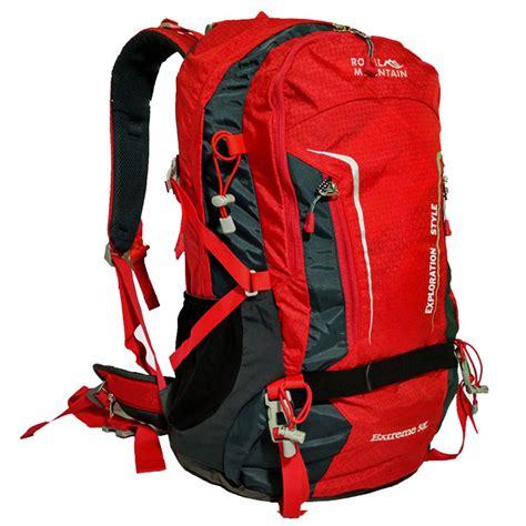 Tas Koper Set B L Niao 1 royal mountain tas backpaker anti air water resistant