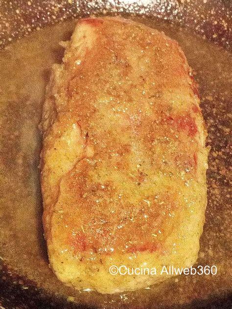 ricette per cucinare il filetto di maiale filetto di maiale in padella semplice ricetta filetto di