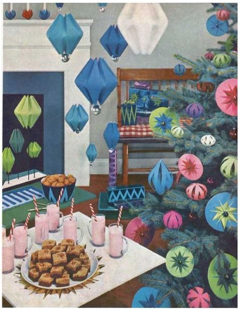17 best images about mid century modern christmas on