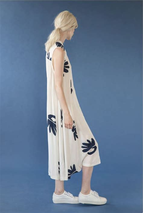 Maxi Laluna White T3010 4 44 best ss15 womens lookbook images on