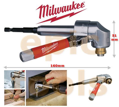 90 Degree Electric Screwdriver by Milwaukee Osd2 Right Angle 90 Degree Cordless Drill
