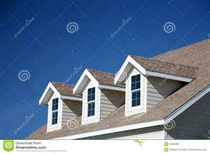 Dormers Only Dormer Windows Royalty Free Stock Photos Image 4583688