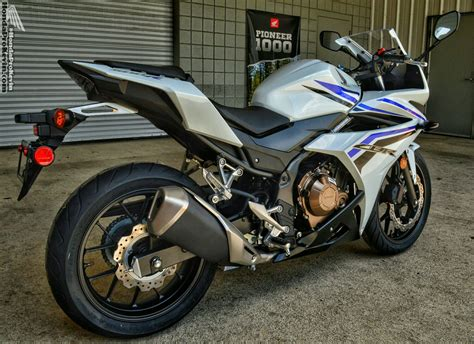 cbr motorcycle price 2016 honda cbr500r review of specs changes sport bike