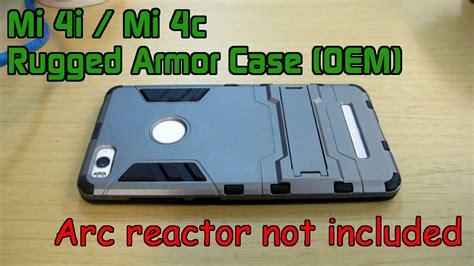 Xiaomi Mi 4i 4c Armor Hybrid xiaomi mi 4i mi 4c shockproof hybrid rugged armor