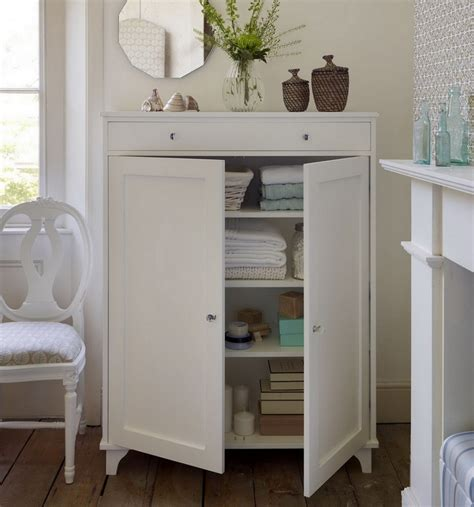 Bathroom Storage Cabinet Need More Space To Put Bath Bathroom Storage Cabinets White