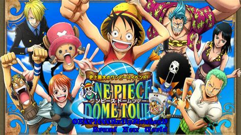 one piece ranks no 2 in which series you don t want to one piece nightcore brand new world opening 6 youtube