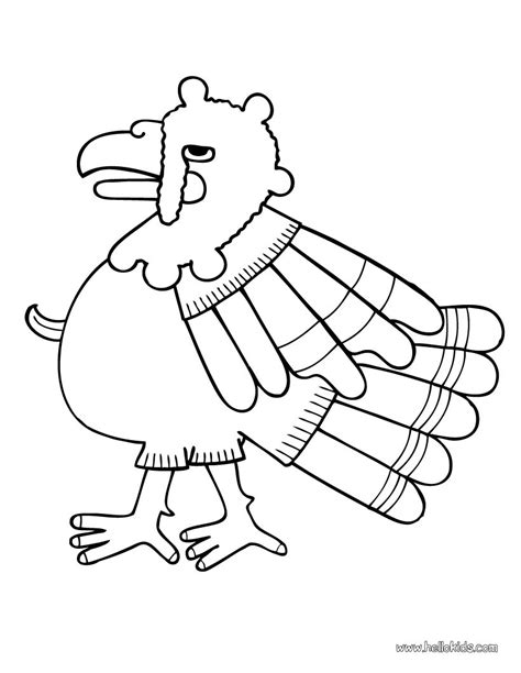 turkey coloring pages hellokids com