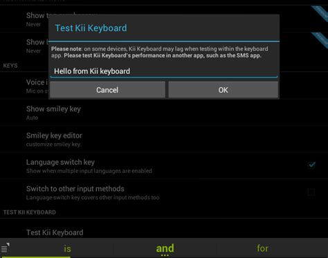 kii keyboard apk kii keyboard premium apk v1 2 22r7 build 134 update