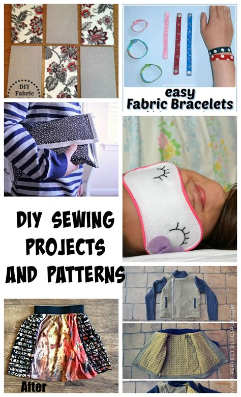 diy projects sewing 6 diy sewing projects and create link inspire