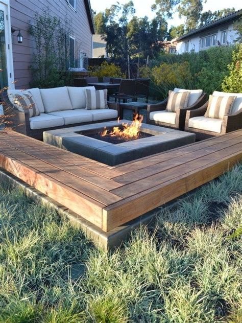 outdoor seating sets with pit the secrets to the best backyards on outdoor