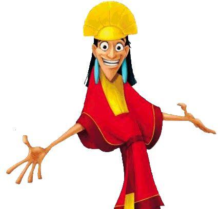 new year emperor story kuzco character bomb