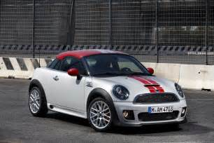Mini Coupe Cooper Mini Cooper Works Coup 233 2012 Precios Autom 243 Viles