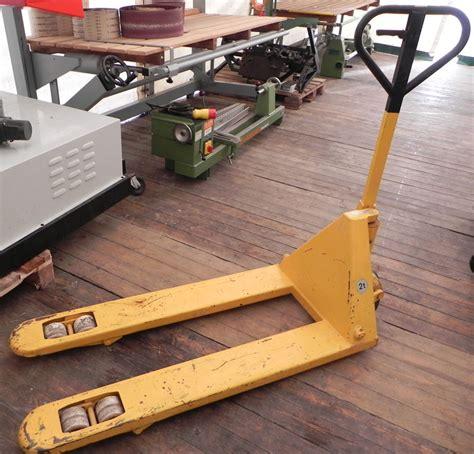 gebrauchte kaufen gebrauchte hubwagen gabelhubwagen handhubwagen