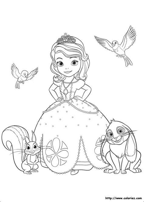 coloriage204 coloriage princesse sofia en ligne