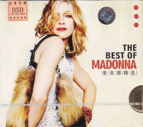 best madonna madonna the best of madonna cd at discogs