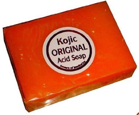 Acid Kojic Whitening Soap Sabun Kojic Sabun Acid original kojic acid whitening soap safe proven